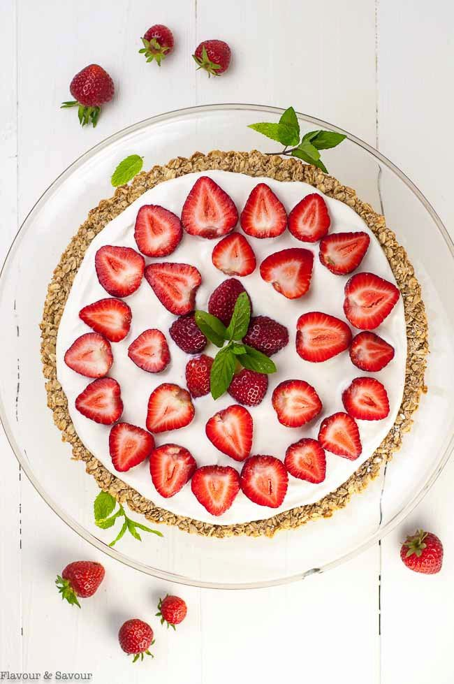 Easy Gluten-Free Breakfast Fruit Pizza
