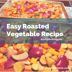 Easy Roasted Vegetable Recipe